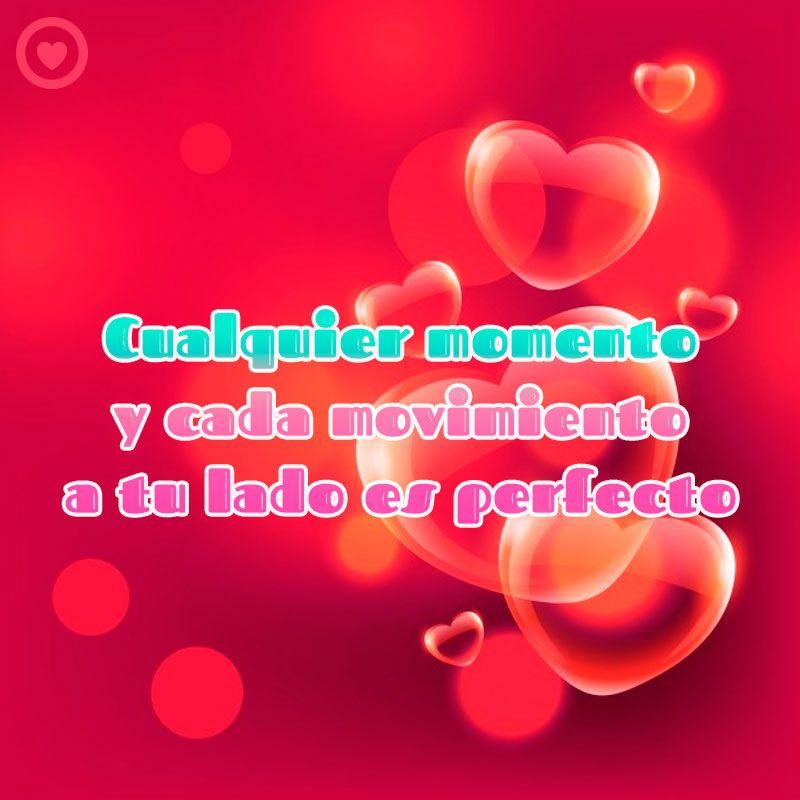Bonita Imagen De Corazones Con Frase De Amor Para Enamorar
