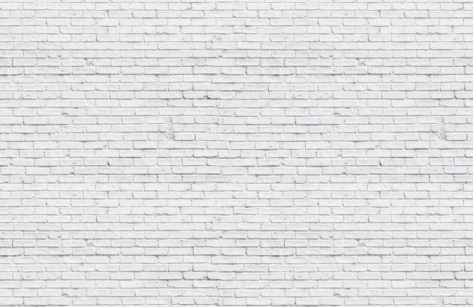 Clean White Brick Wallpaper Mural White Brick Wallpaper Brick Wallpaper Mural Brick Wallpaper