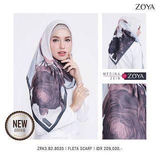 Zoya And Muslim Fashion Katalog Zoya Edisi Lebaran 2018 Ivan
