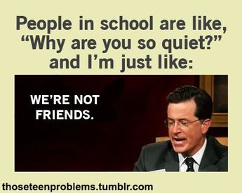 77 Images/Gifs That Perfectly Describe Your Schools Years