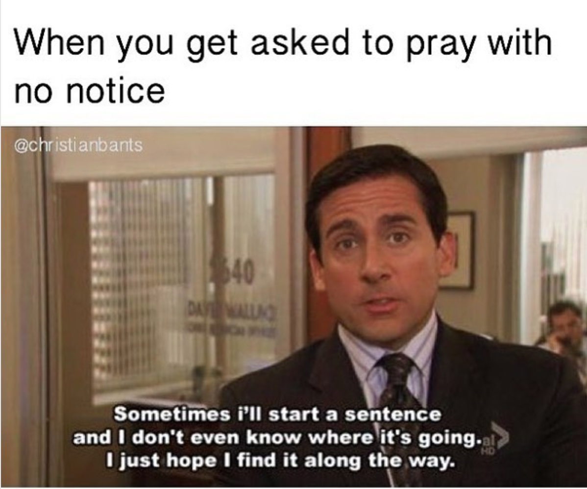 15 Of The Latest Christian Memes On The Internet That Are Just Too Relatable Project Inspired Office Memes Office Humor Nursing Memes