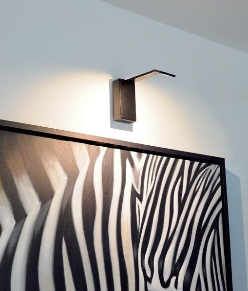 Modern Led Wall Fixed Light For Display Boards And Artwork Picture Light Gallery Lighting Led Picture Light