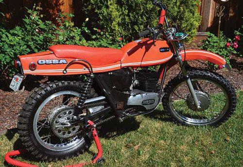1970 OSSA Pioneer 250