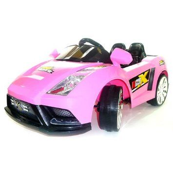 Lamborghini Style 12v Two Speed Electric Kids Ride on Car in