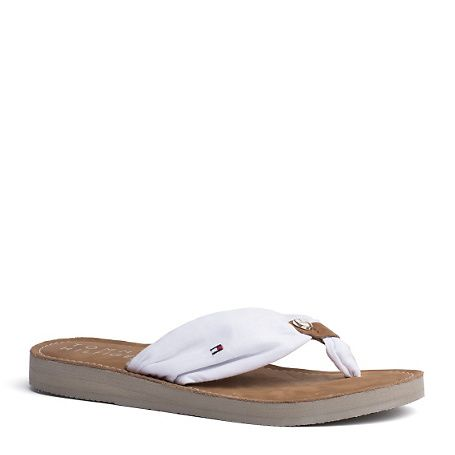 3b727f7bc Tommy Hilfiger Monica Flip-flop - white (White) - Tommy Hilfiger Flip Flops  - main image