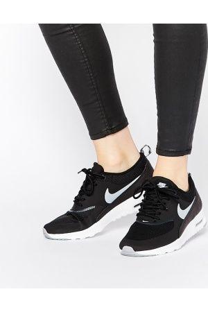 nike zapatillas mujer negras