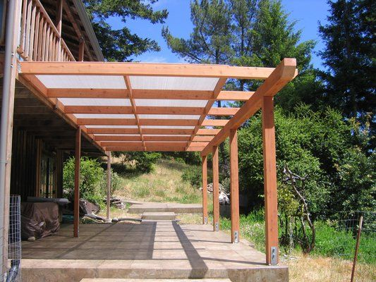 currigated roof pegola | Pergola with shade cloth - Currigated Roof Pegola Pergola With Shade Cloth Architecture