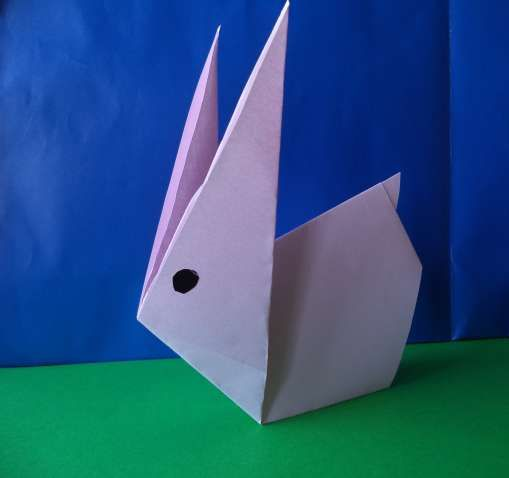 Inspirational Origami Animal Instructions Rabbit Best Photos For