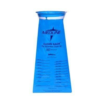 Medline Blue Emesis Vomit Bag