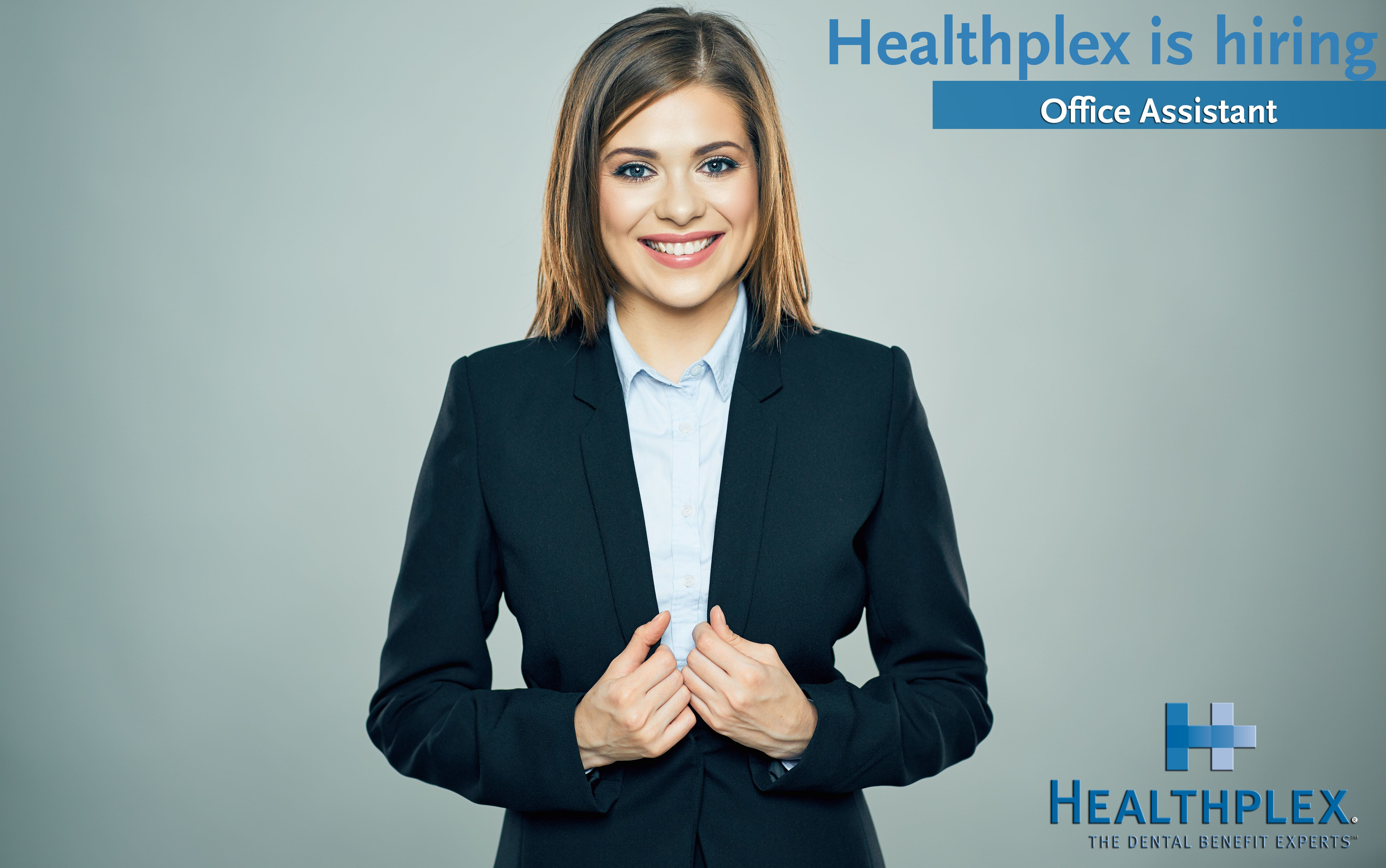 Attention professionals Healthplex is looking for an