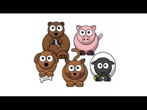 Baby Animals Songs Animal Babies Song Happy Music For Children Kindergar.
