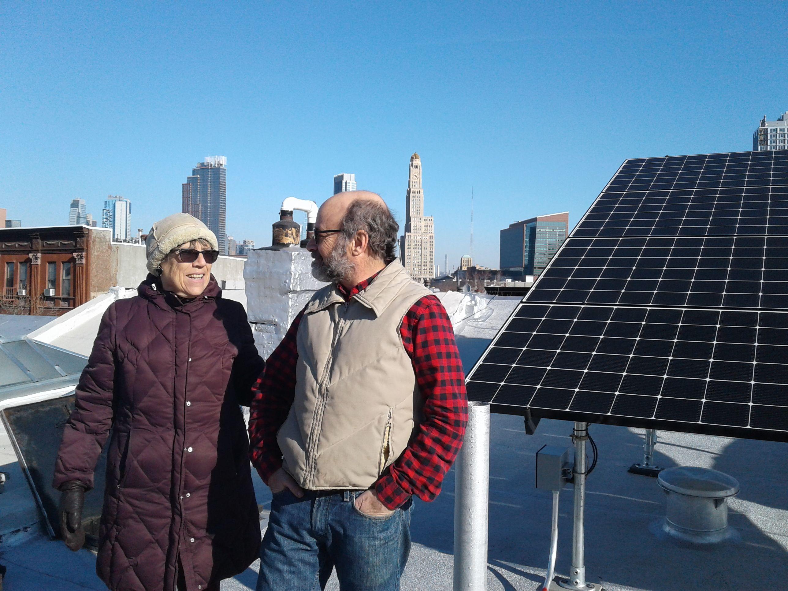 Tilt Rack Brooklyn Solar System Design Nyc