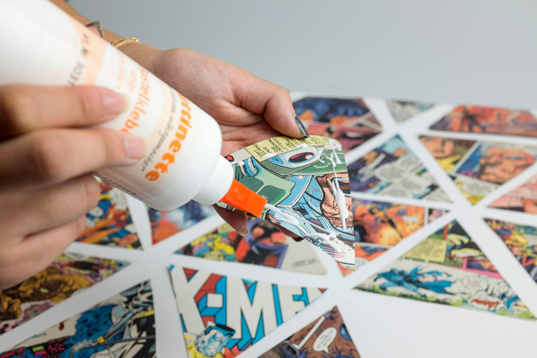 Basteltipp: Dein Comic Bild Auf Leinwand Pictures Gallery
