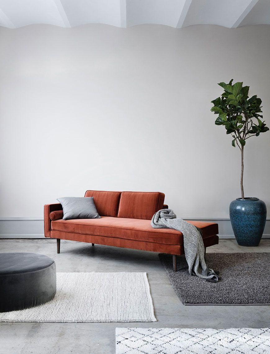 Broste Copenhagen Couchtisch How To Use Colour In A Minimalist Home Minimalist Home Velvet