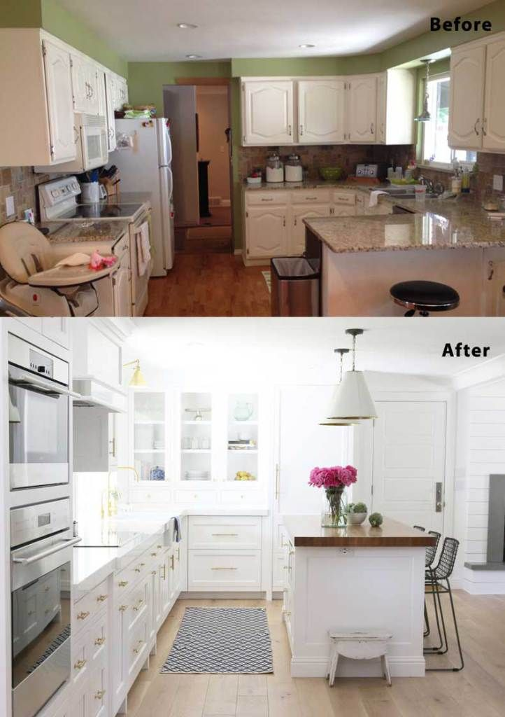 75 Kitchen Design and Remodelling Ideas (Before and After) is part of home Staging Before And After - Kitchen designs and remodeling ideas for both small and large homes along with pictures, to help you out on deciding the style of your dream kitchen