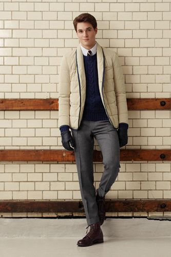 770b2f6ca2 Gant Rugger Fall 2013 Lookbook - Brooklyn Luxe | Suited & Booted Vol ...