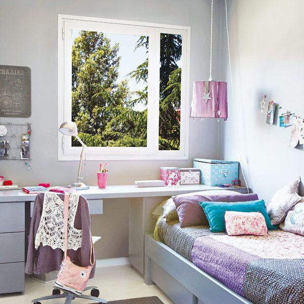 Novedades deco para dormitorios juveniles decoracion - Decoracion dormitorios juveniles femeninos ...