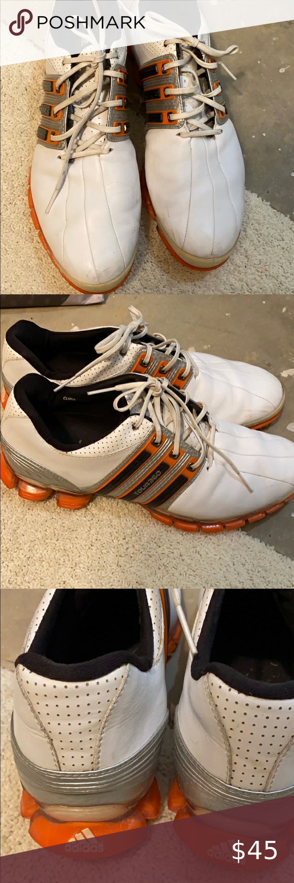 adidas golf shoes size 11
