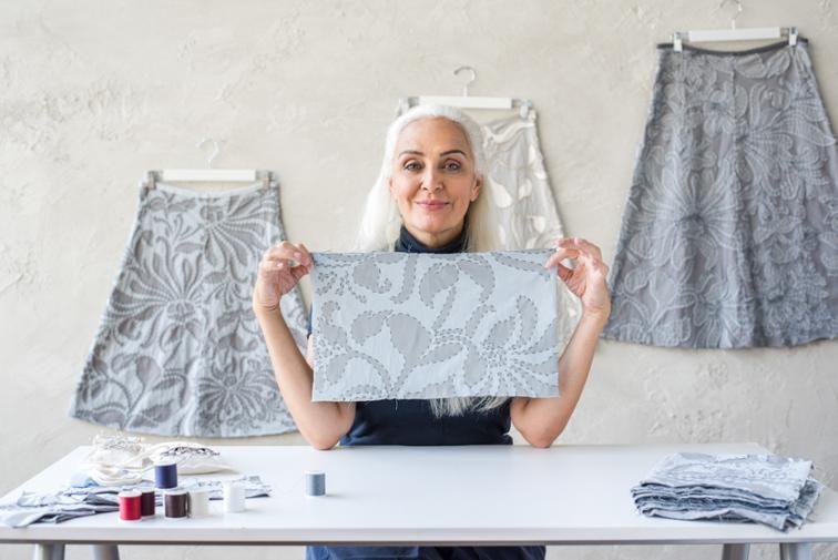 The Swing Skirt: Techniques & Construction | sew it wear it