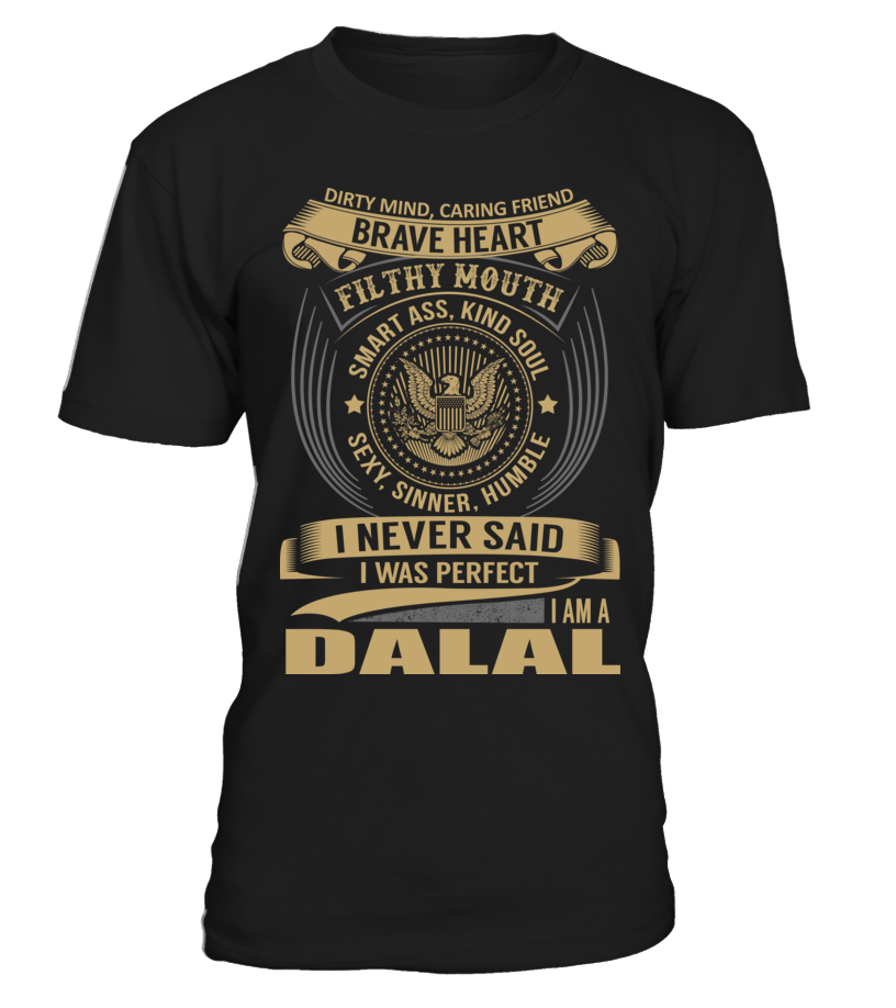 DALAL - I Nerver Said