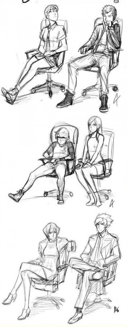 Drawing people sitting pose reference character design 42 Trendy Ideas #posereference