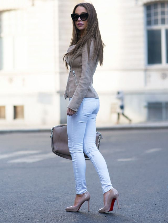 The Suede Trend Is Upon Us. This Is How You Wear It - Outfits And Ideas -  Just The Design 4754f83ef