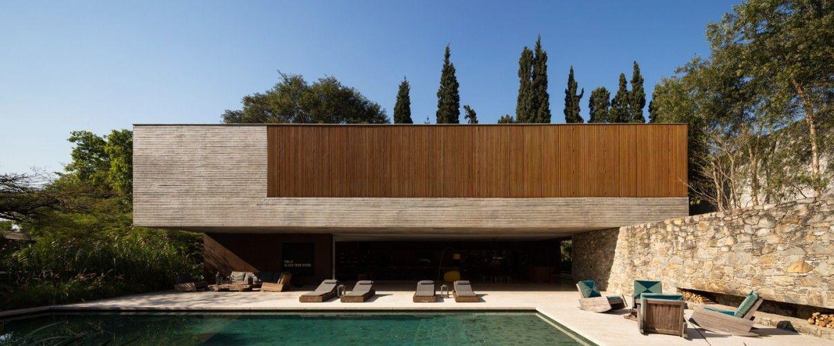 Studio MK27 | Marcio Kogan Casa dos Ipês