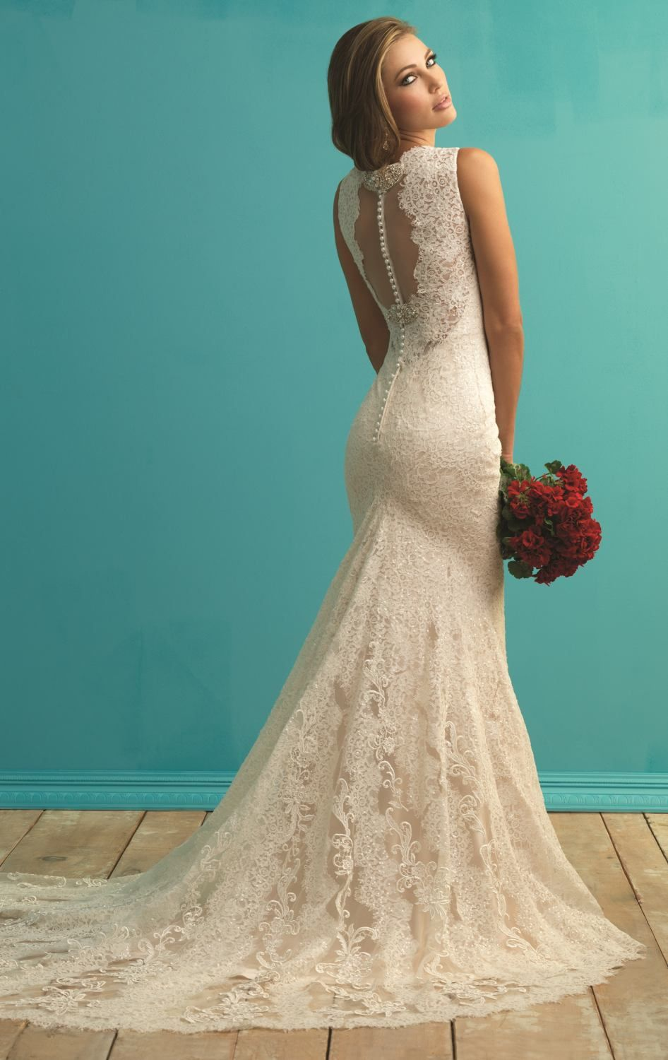 Allure 9253 Dress - MissesDressy.com | Vestidos | Pinterest | Allure ...