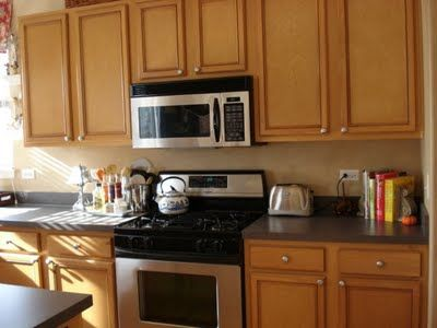 easy way to refinish kitchen cabinets pinstripe glazed kitchen cabinets a easy way to 15122