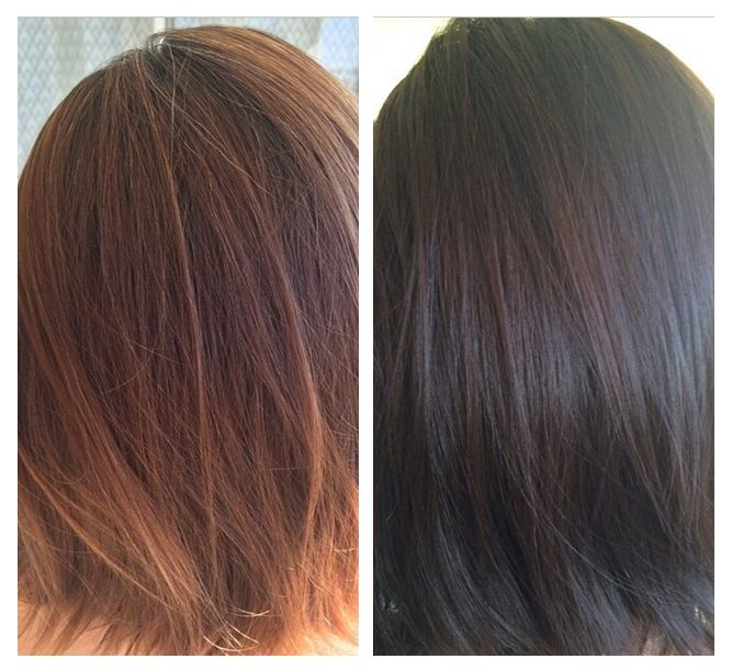You Wont Believe These Henna Hair Color Transformations Morrocco