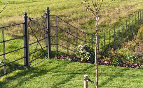 Pin On Estate Fencing Amp Gates