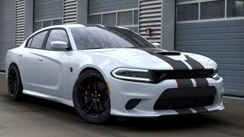 2019 Dodge Charger Hellcat Octane Edition Is A Limited Edition Wildcat Dodge Charger Hellcat Dodge Charger Srt Charger Srt