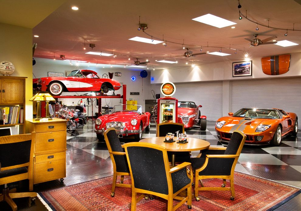 decorating-garage-ideas-1-man-cave-garage-floor-ideas-990 ...