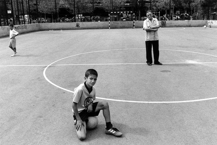 Mario Benedetti - Fotógrafo Daniel Mordzinski
