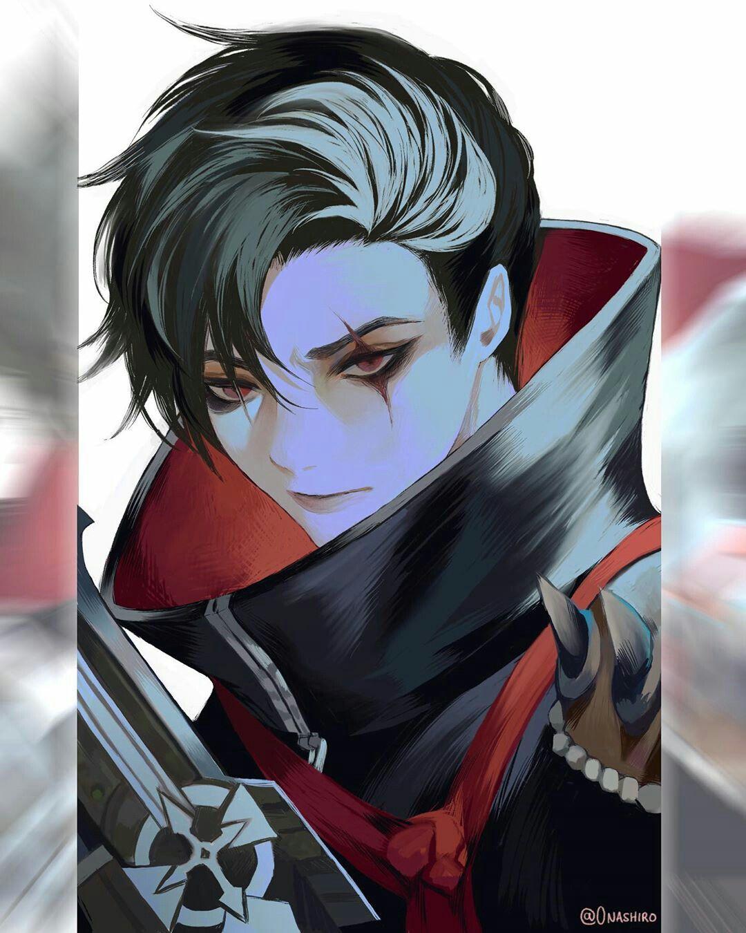 Granger Mlbb Mobile Legends Gambar Seni Anime Animasi