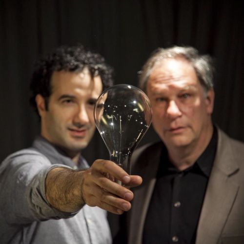 Jad Abumrad and Robert Krulwich of Radiolab Radiolab