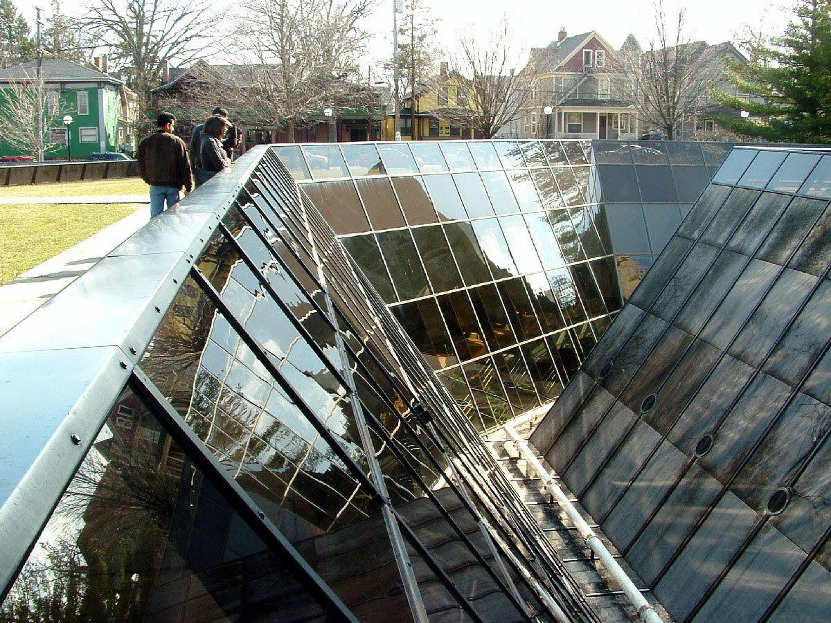 University Of Michigan Library Underground Architect   Google Search