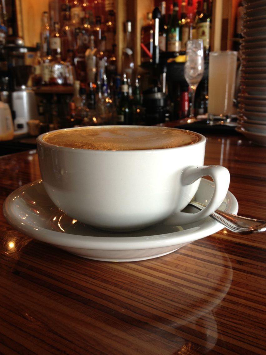 Frank's Oyster House coffee