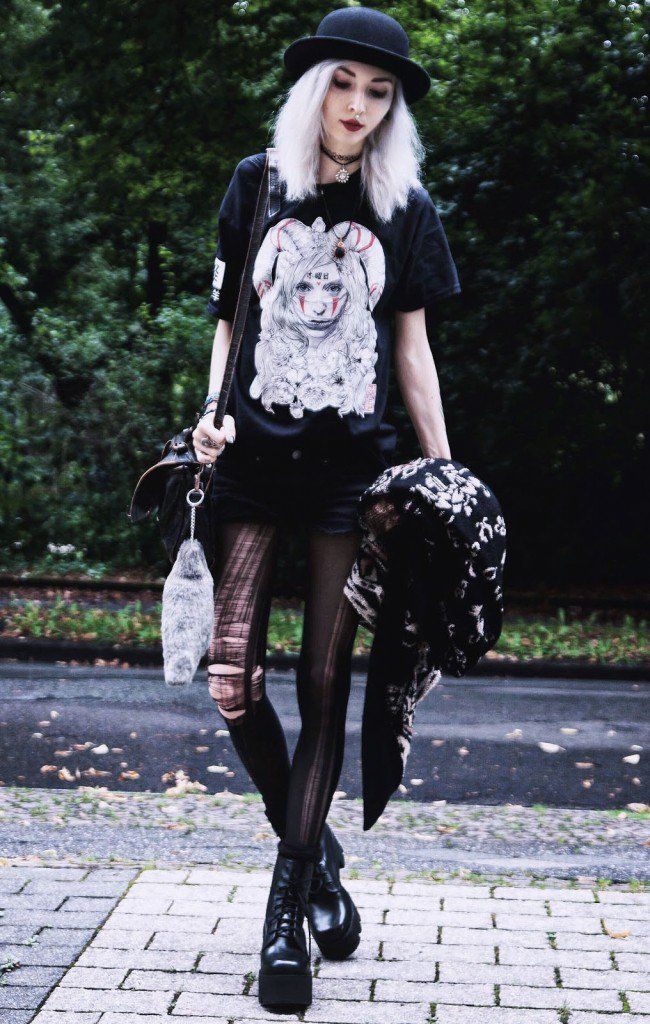 b77773bd56d 29 Fall Grunge Outfit Ideas to Wear Now
