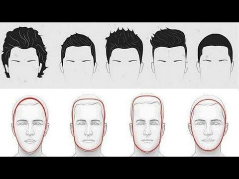 Choose The Best Hairstyle For Your Face Shape For Men Hairstyle According To Face Shape For Oblong Face Hairstyles Oblong Face Haircuts Oval Face Hairstyles