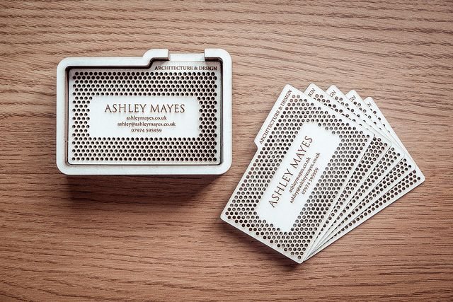 Laser cut business cards laser cutting business cards and business laser cut business cards colourmoves
