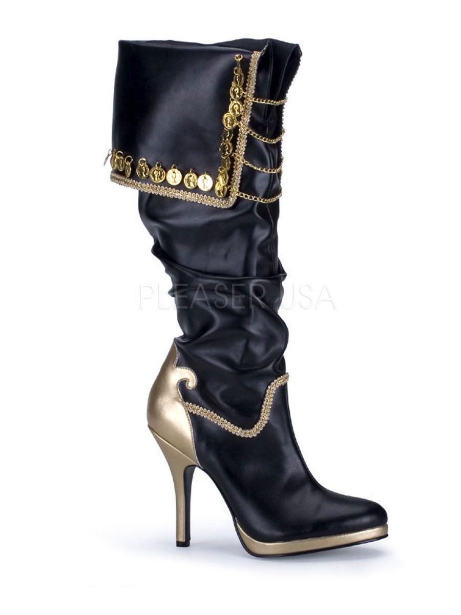 Jaune Bottes - Femmes Rétro gogo genou lacet œillet Bottes - taille 6 UK EU39 QUSwaWao1
