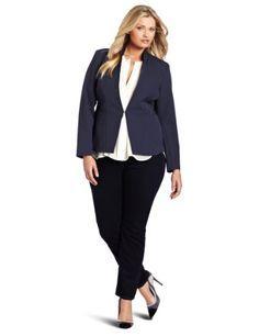 plus size career wear outfit ideas 10 #plus #plussize #curvy