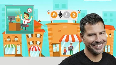 More businesses accept cryptocurrency