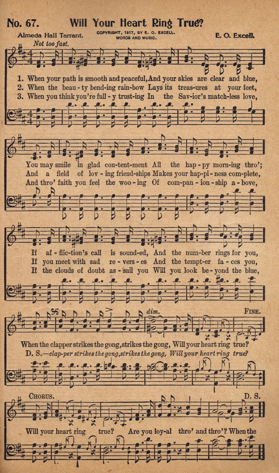 picture about Printable Hymns Sheet Music named Totally free Printable Antique Songs Hymn Guide Webpage Will Your