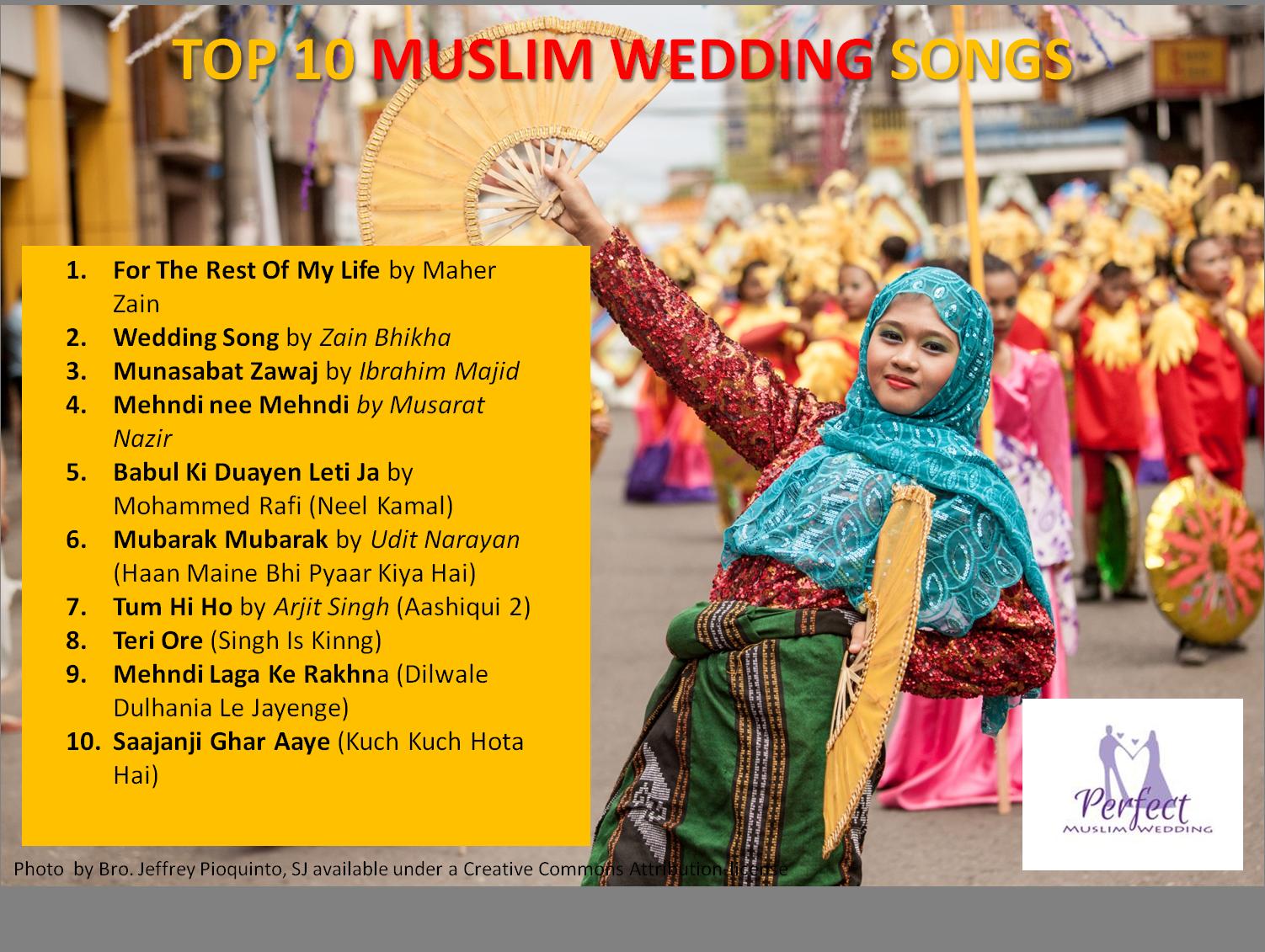 Top 10 Muslim Wedding Songs Mehndi Muslimwedding Muslimweddingdance Bollywoodwedding Bollywoodson Wedding Songs Wedding Song List Indian Wedding Songs