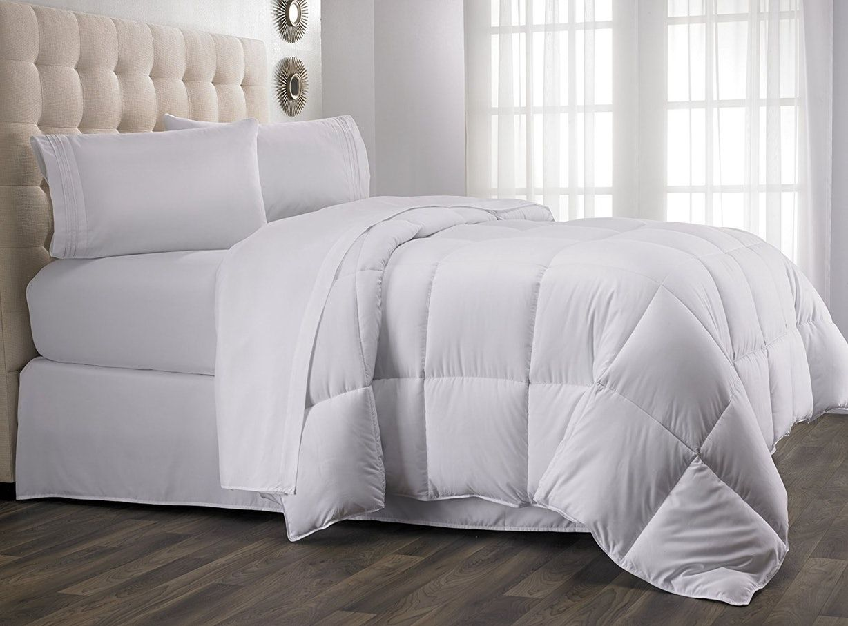 Climabalance Goose Down Alternative Comforter Cool Comforters