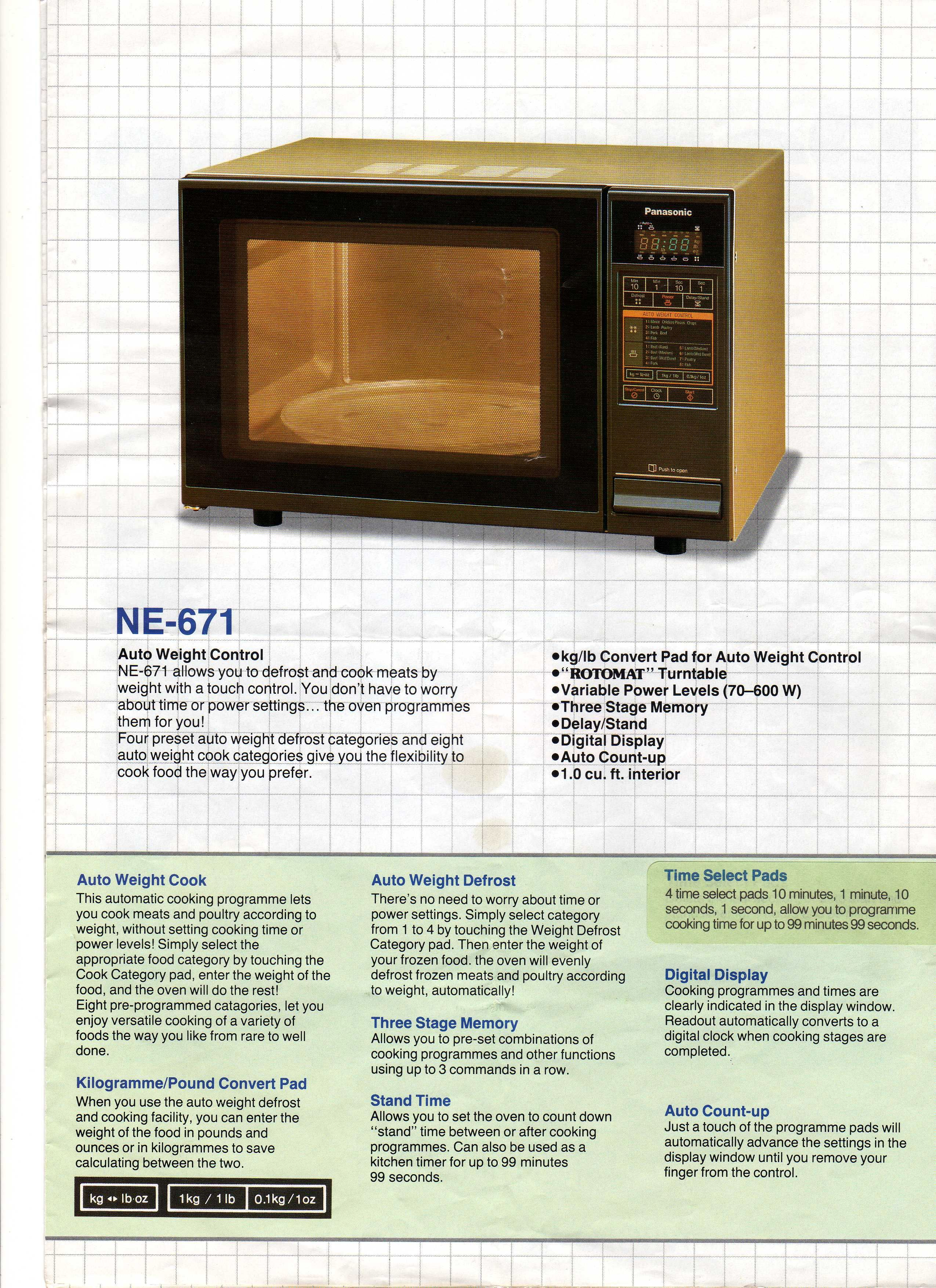 By The Early 80 S Most Families Were Making A Microwave Oven An