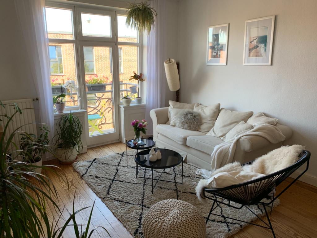 Gemütliches Altbau Wohnzimmer | Altbau wohnzimmer