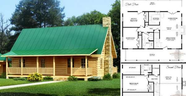 Cozy Cabins Small Log Home Plans You Must See Small Log Homes Log Home Plans Log Homes